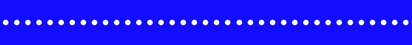 oddzielenie cennika kropkami